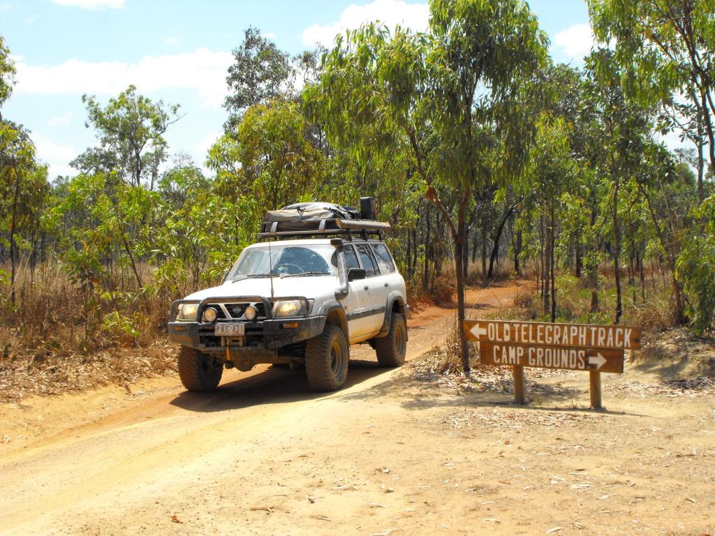 Telegraph 4WD Track